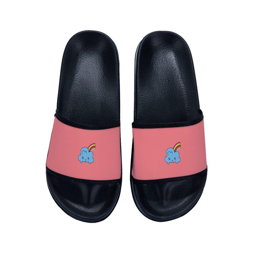 Chad Hope Slide Sandals for Boys Girls Non-Slip Bedroom Swimming Spa Indoor Outdoor Slide Sandals