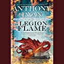 The Legion of Flame Audiobook by Anthony Ryan Narrated by Steve West