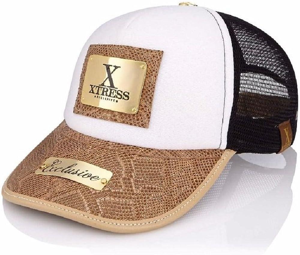 Gorra blanca de diseño para hombre y mujer.: Amazon.es: Ropa y ...