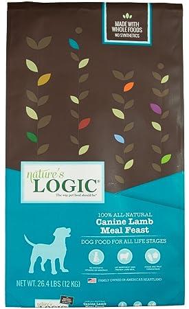 Nature S Logic Dog Food Canine Meal Feast, Lamb