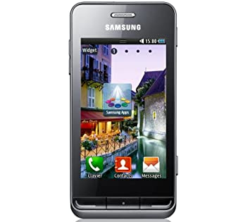 Calendrier Convertisseur.Samsung Wave 723 3 2 99 5 G Gris Sim Telephone Mobile