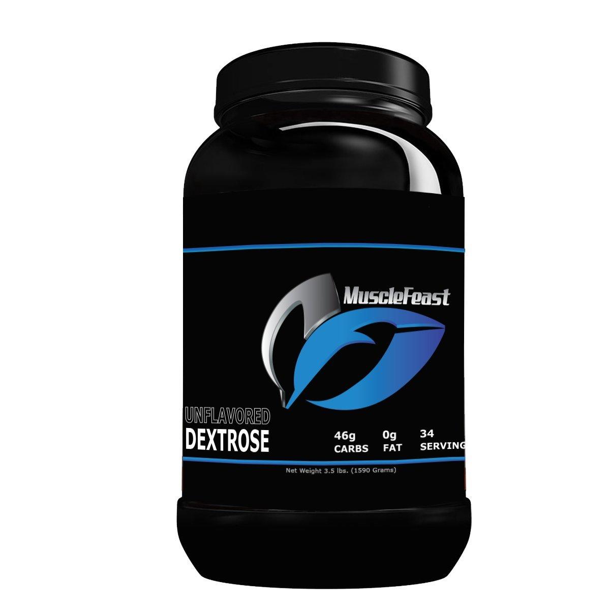 Muscle Feast Dextrose 3.5 Pounds
