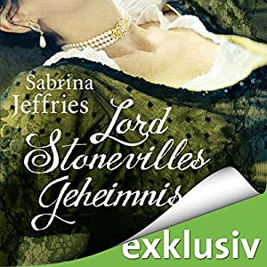 Lord Stonevilles Geheimnis (The Hellions of Halstead Hall 1) Audiobook