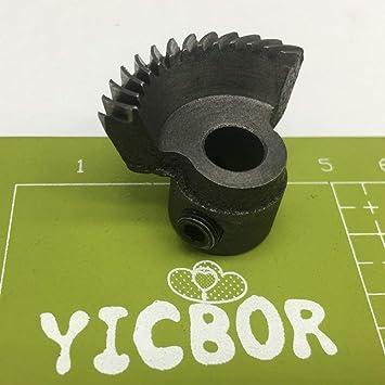 YICBOR V620073000 - Barra inferior para máquina de coser Singer 1725, 1748, 3116, 8275: Amazon.es: Hogar