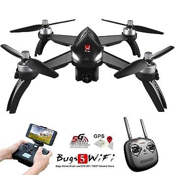 MJX B5W RC Drone Bugs 5W Aviones control remoto Avión avión Avión ...