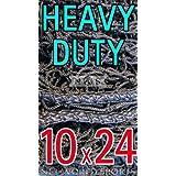 Baseball Net - 24' x 10' - (Fully Edged & Heavy Duty)