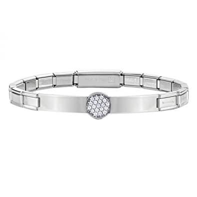 Nomination Women Stainless Steel Chain Bracelet - 439007/20 1dyBKbOL