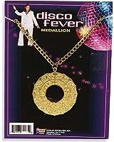 70s Disco Fever Medallion