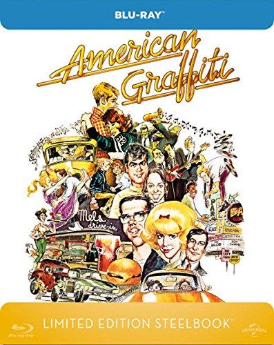 American Graffiti - Zavvi Exclusive Limited Edition Steelbook Blu-ray Movie #/2500