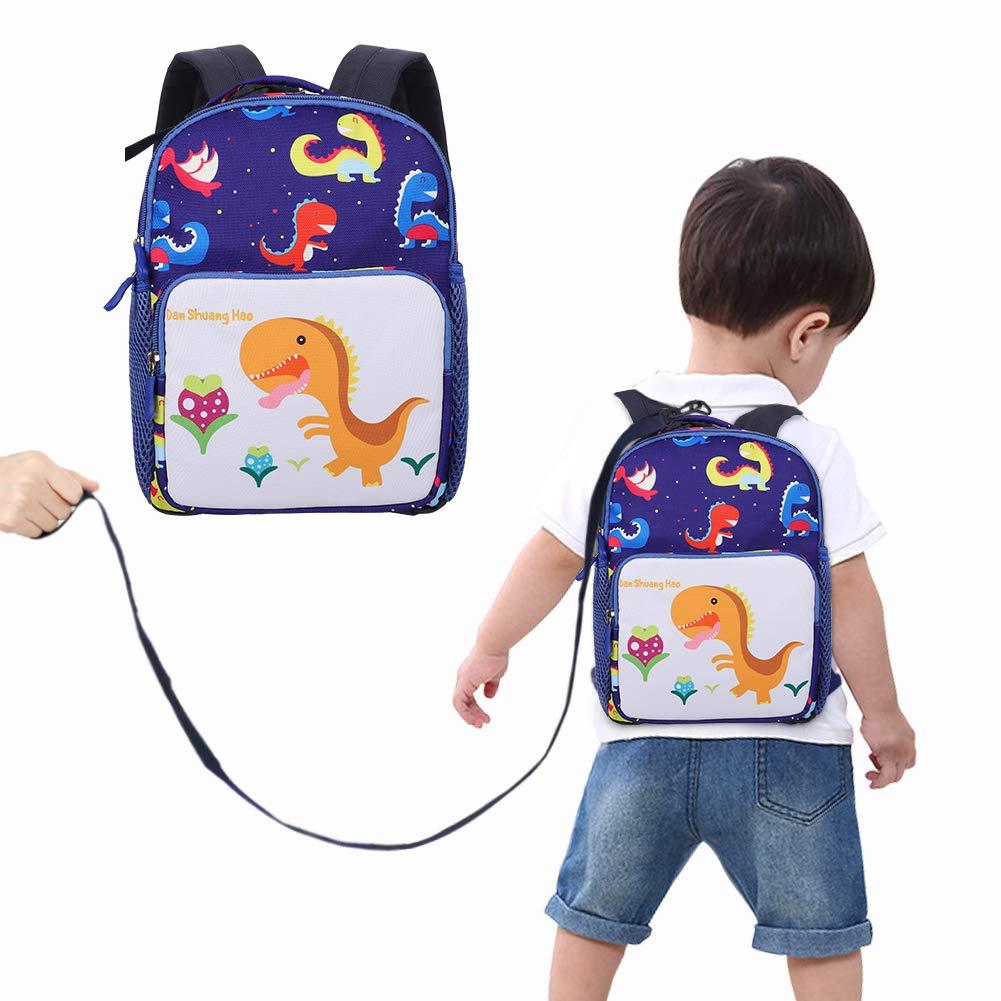 Cute Kids safety backpack leach