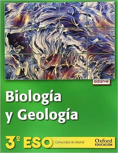 Biología y Geología 3.º ESO Adarve Comunidad de Madrid ...