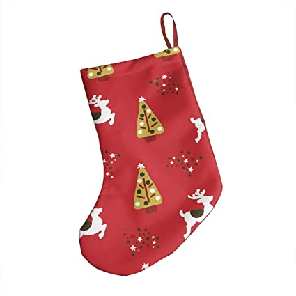 9cf926fbc Image Unavailable. Image not available for. Color  CFECUP Christmas  Stockings - Personalised Christmas Holidays ...