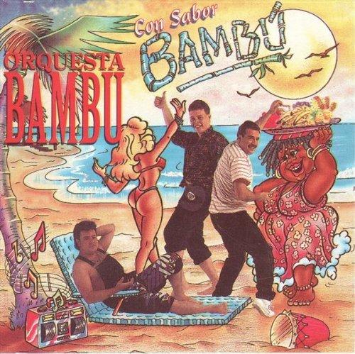 Con Sabor Bambu by Orquesta Bambu (1994-03-08) (Tree Bambu)