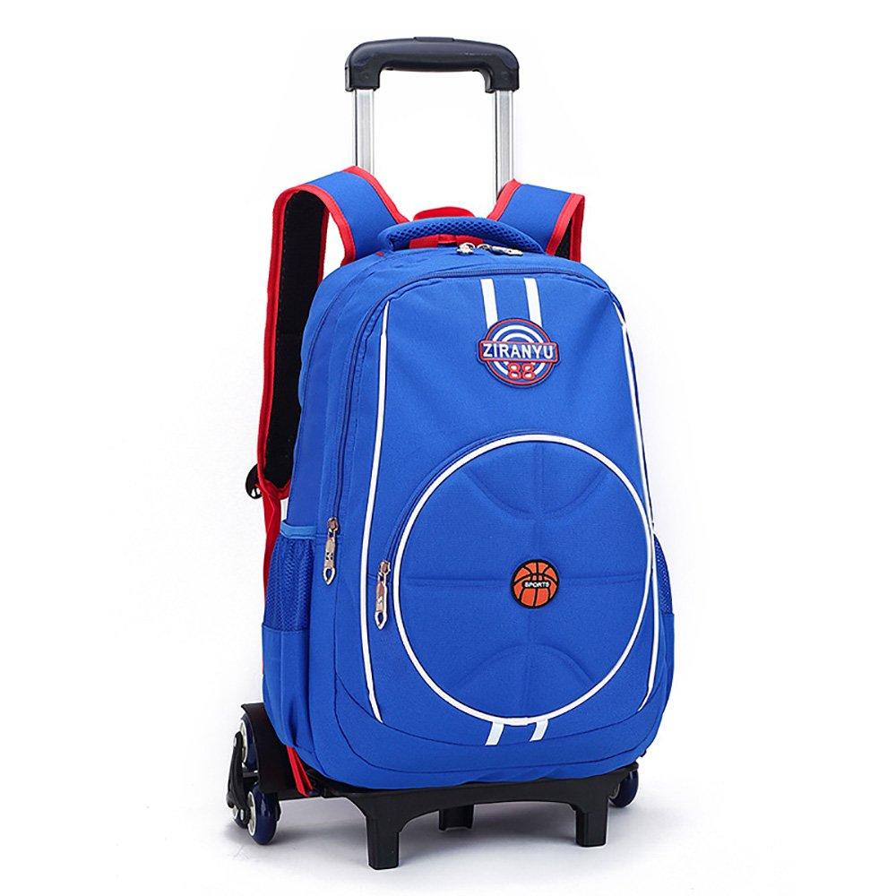 oferta especial MAXYOYO Juego Juego Juego de bolsos escolares gris azul 6 wheels  Envio gratis en todas las ordenes