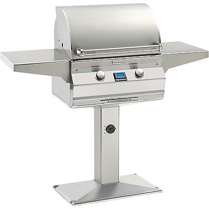 Amazon.com: Fire Magic a430s5l1np6 Digital estilo patio Post ...