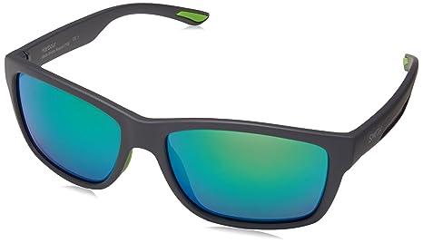Smith Harbour Z9 Fre 58 Gafas de Sol, Hombre, Gris (Matt ...
