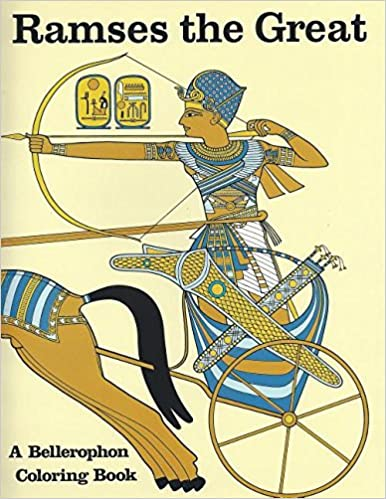Amazon.com: Ramses the Great Coloring Book (9780883881484 ...