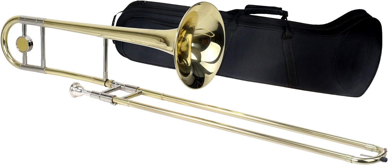 Classic Cantábile Trombón tenor TP-42: Amazon.es: Instrumentos musicales