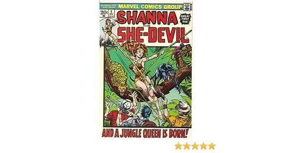 Shanna, The She-Devil #1 (Shanna, The She-Devil!): Marvel ...