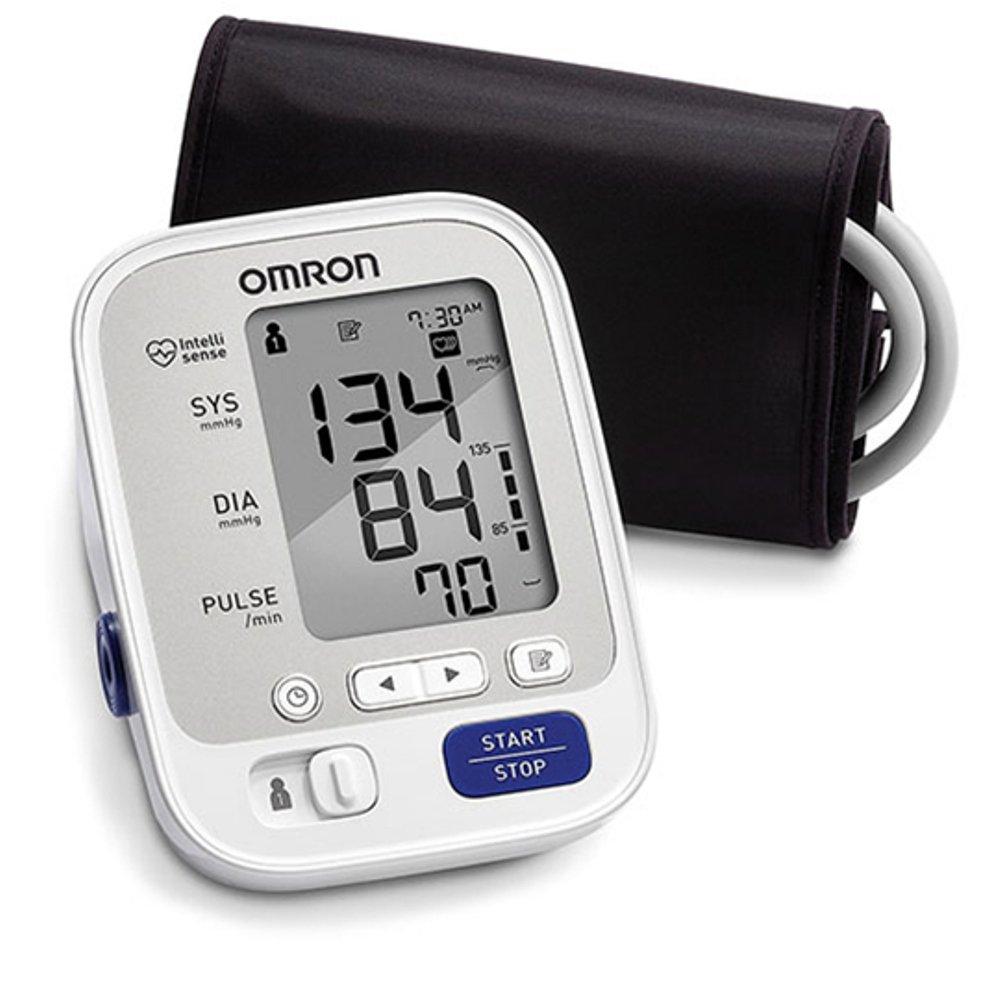 Omron BP742N Antebrazo Automático 2usuario(s) - Tensiómetro (AA, LCD): Amazon.es: Amazon.es