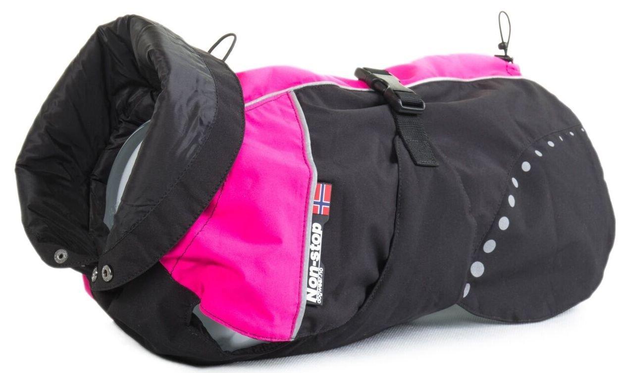 NON-STOP DOGWEAR Coat Alpha Pro Pink 27