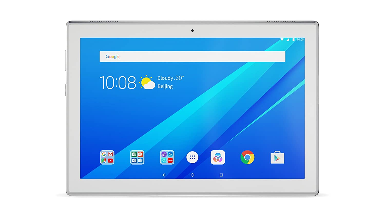 "Lenovo ZA2K0020DE Tab4 10 Tablet con Display da 10"" IPS, RAM 2 GB, Nero"