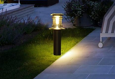 Moderne Minimaliste Aluminium Luminaire Exterieur Lampadaire Elegant