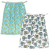 Best Cloth Diaper Pails - Teamoy (2 Pack) Reusable Pail Liner for Cloth Review