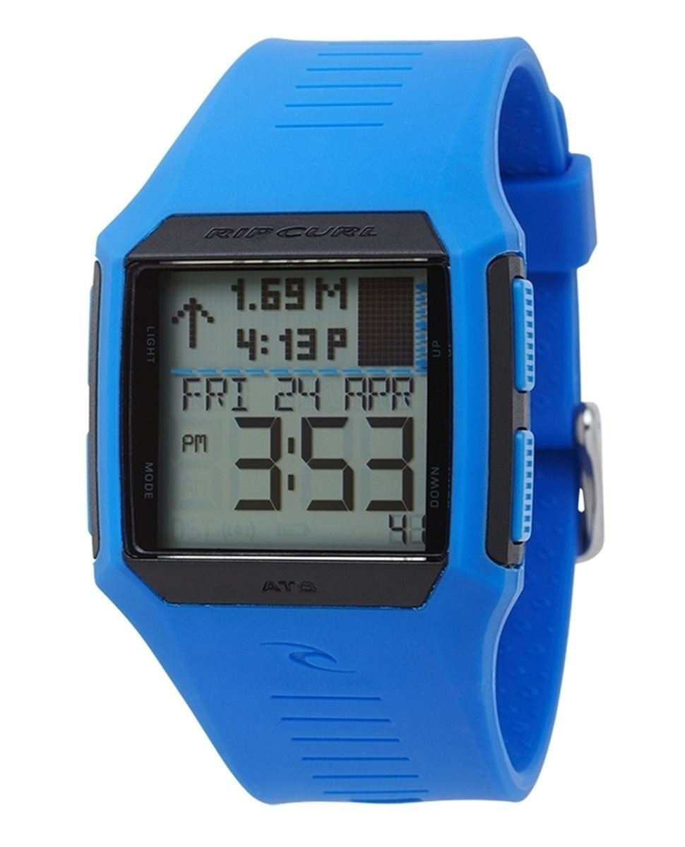 RipCurl Rifles Mid Tide Surf Watch in BLUE