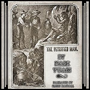 The Petrified Man Audiobook