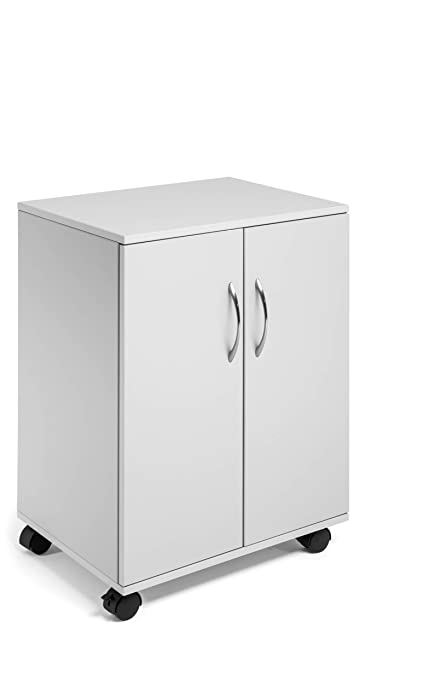 Durable MOBILE MULTIFUNZIONE 74/53A GRIGIO mueble y soporte para impresoras - Gabinete para impresora