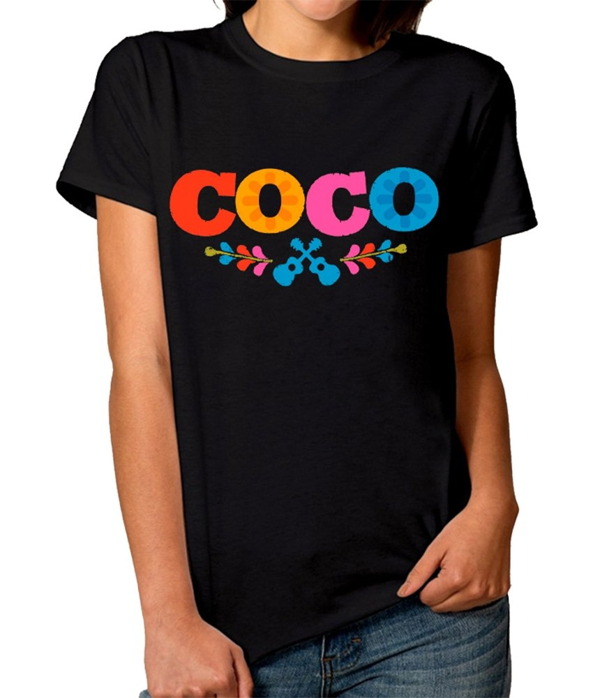 Coco Cartoon T Shirt 8025