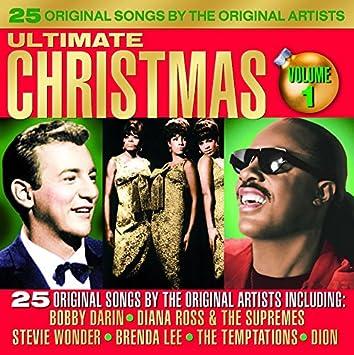 VARIOUS ARTISTS - Ultimate Christmas Album 1 - Amazon.com Music