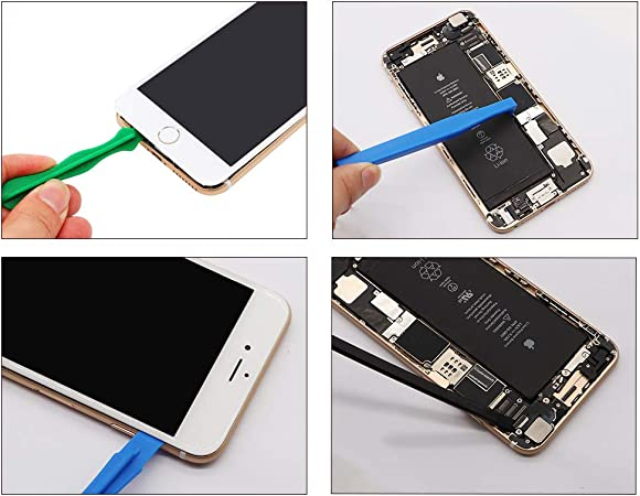 PC Minelody Phone Repair iPad Watch Tablet iPhone MacBook 24in1 Uniersal Screwdriver Set Screen Opening Repair Tools for Repair Cell Phone