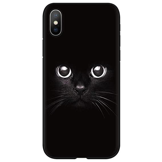 Amazon.com: for iPhone 7plus 8 Plus Cat Cover Shell for ...