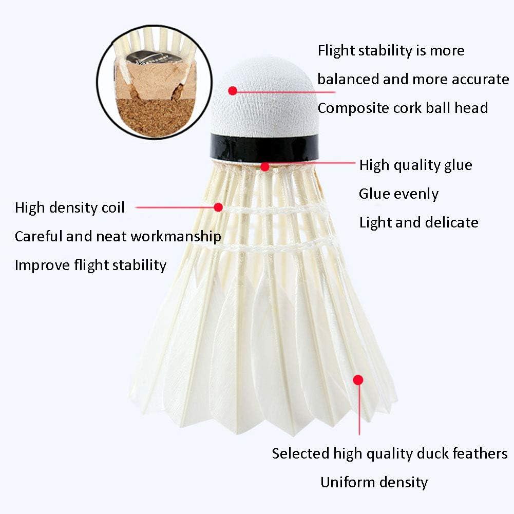 Hengxing Badminton en plastique de formation durable de volants de haute stabilit/é de Hengxing Badminton pour des sports de plein air dint/érieur de durabilit/é couleur