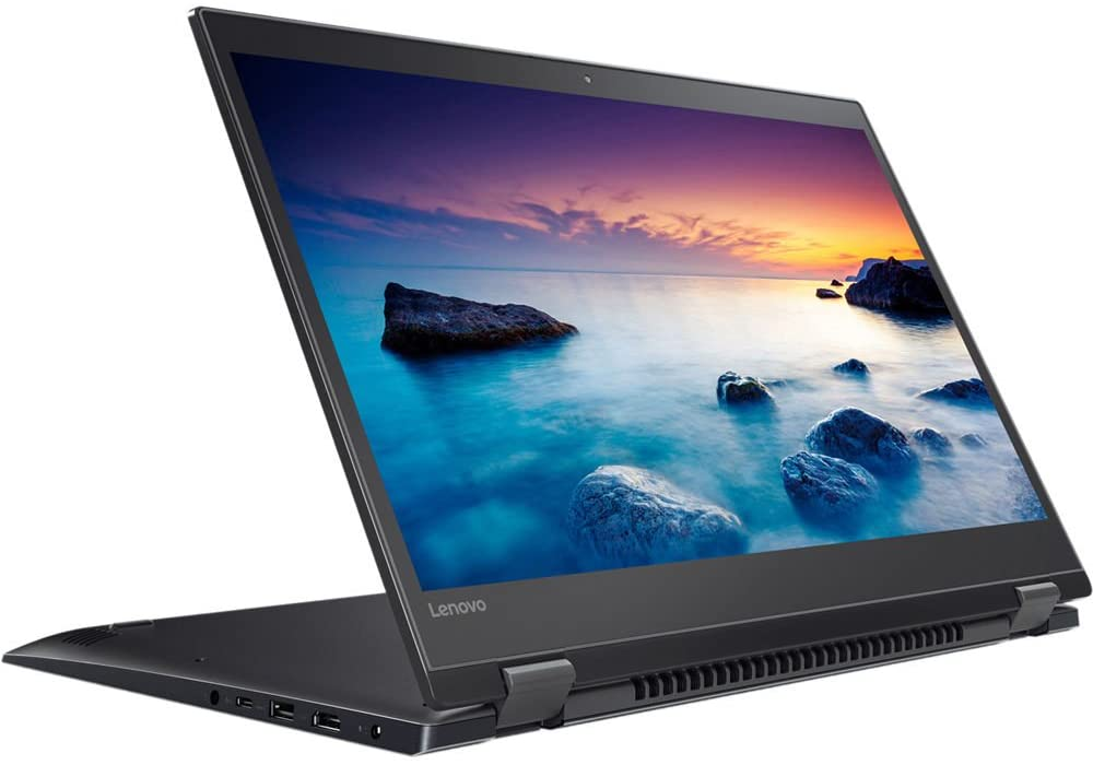 "Amazon.com: 2018 Lenovo Flex 5 15 2-IN-1 Laptop: 15.6"" IPS Touchscreen Full  HD (1920x1080), Intel Quad Core i7-8550U, 512GB SSD, 16GB DDR4, NVIDIA  940MX, Backlit Keys, Windows 10 - Black (Renewed): Computers & Accessories"