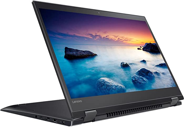 "2018 Lenovo Flex 5 15 2-IN-1 Laptop: 15.6"" IPS Touchscreen Full HD (1920x1080), Intel Quad Core i7-8550U, 512GB SSD, 16GB DDR4, NVIDIA 940MX, Backlit Keys, Windows 10 - Black (Renewed)"