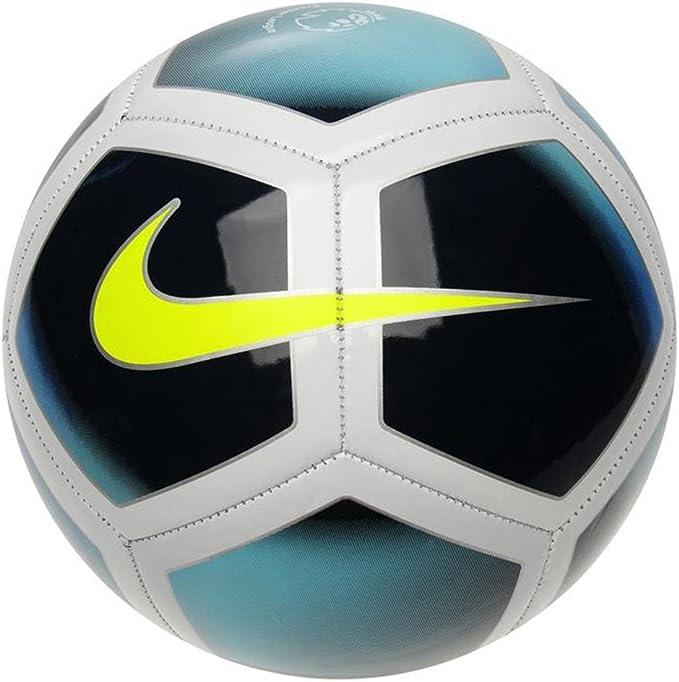 Inglés Premier League Pitch Football - Balón de fútbol (azul ...