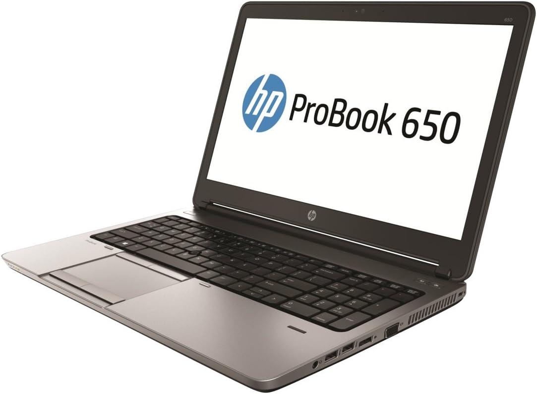 "HP ProBook L9H53UT#ABA Laptop (Windows 7, Intel A4 3 GHz, 15.6"" LED-lit Screen, Storage: 256 GB, RAM: 8 GB) Black"