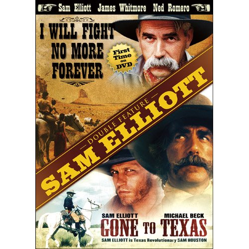 Sam Elliott Double Feature: I Will Fight No More Forever / Gone to ()