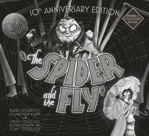 The Spider and the Fly. by Tony Diterlizzi