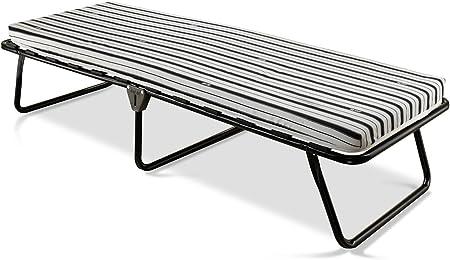JAY-BE Plegable, Metal, Negro, 105 x 190 cm
