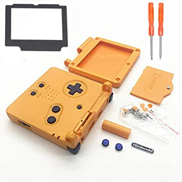 Carcasa Completa de Repuesto para Gameboy Advance SP GBA SP ...