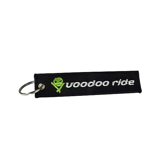 Amazon.com: Voodoo Ride VRKC1 Pull Tag Keychain: Automotive