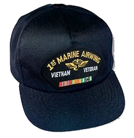 Amazon.com  U.S. Marine Corps 1st Marine Airwing Vietnam Veteran ... 7707562112c