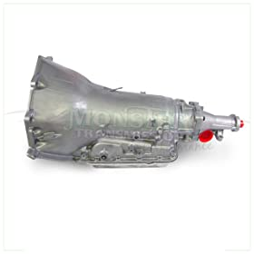 4L60E Monster Transmission Heavy Duty Performance, 1pc Case 2WD Remanufactured Overdrive Trans