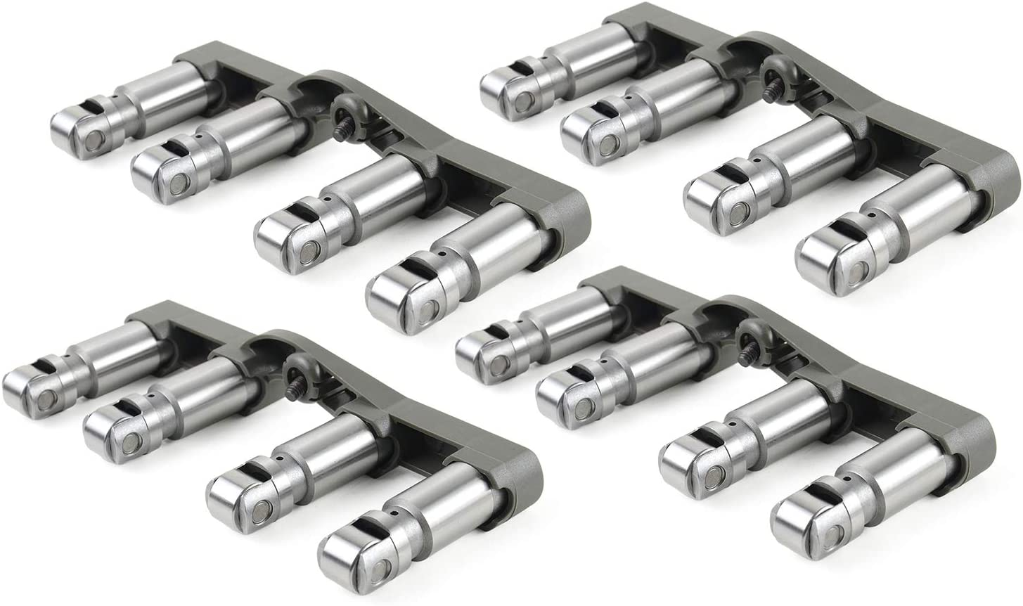 Roller Lifters Set//16+Bridges NON-MDS 53021720AB 53021720AE for Dodge//Jeep//Ram HEMI 345 5.7 6.1