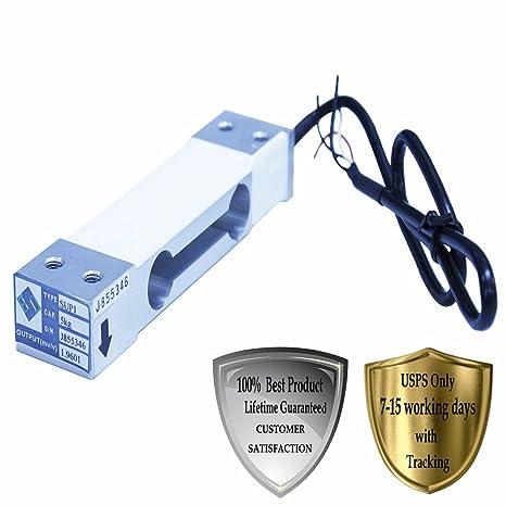 lotoclub sistema de peso y Embalaje Industrial aluminio ponderación Sensor único punto célula de carga sensor