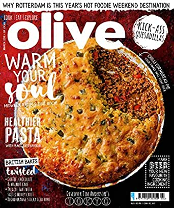 Amazon com: olive magazine: Kindle Store